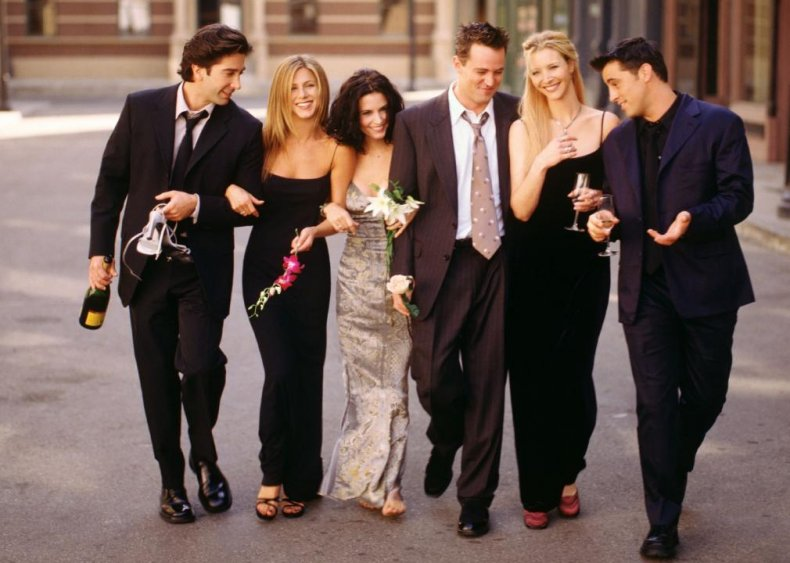 Best and worst roles of the 'Friends' cast