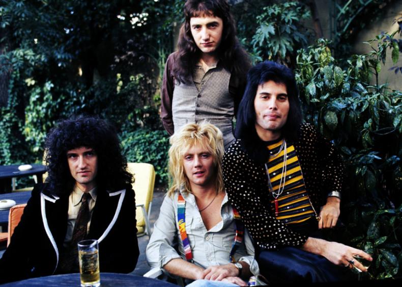 1970: Queen