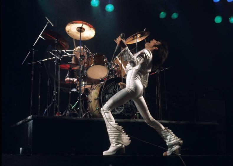 1970: Farrokh Bulsara becomes Freddie Mercury