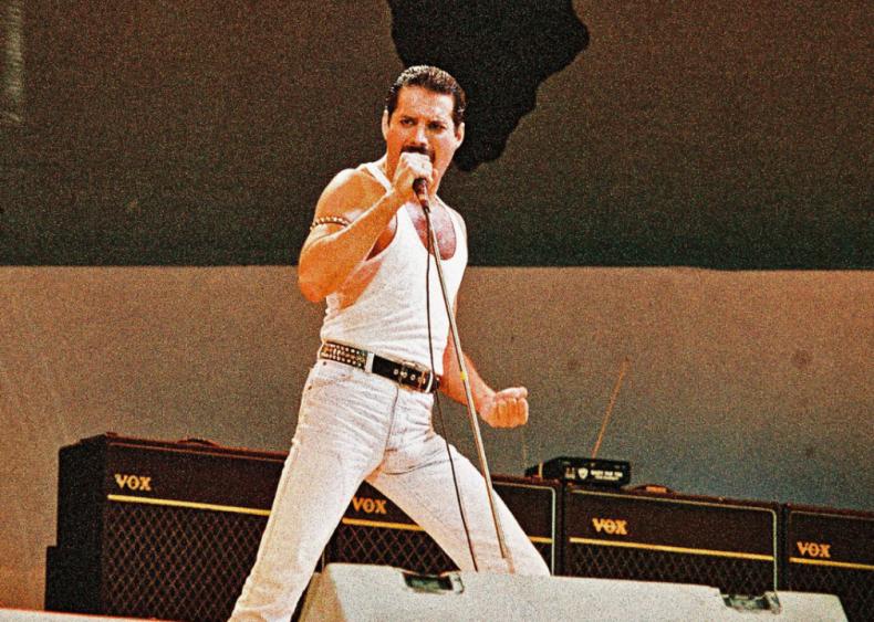 1985: Live Aid