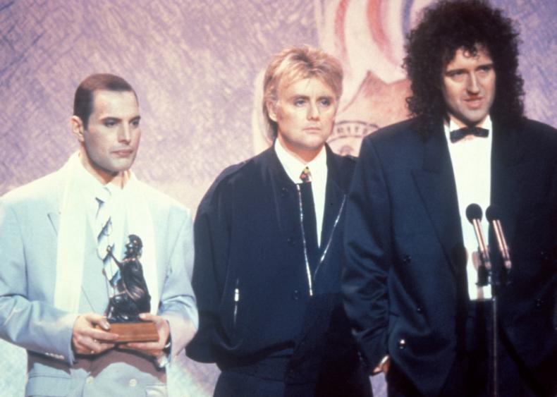 1990: BRIT Awards