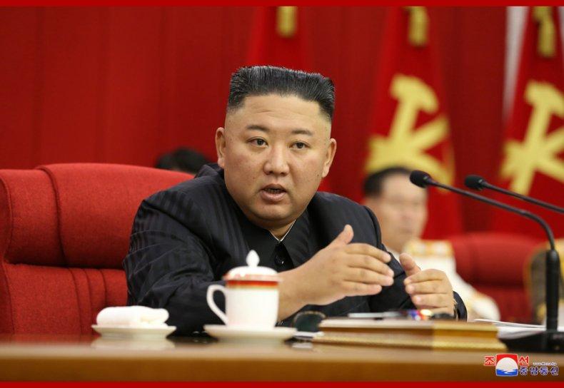 Kim, Jong, Un, 3rd, Meeting, 8th, Committee