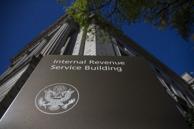 The Internal Revenue Service in Washington D.C.