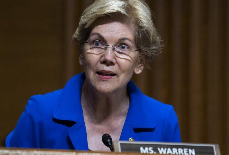 Elizabeth Warren Questions the IRS Commissioner