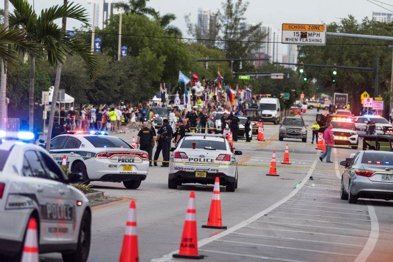 Truck Crashes Into Pride Parade