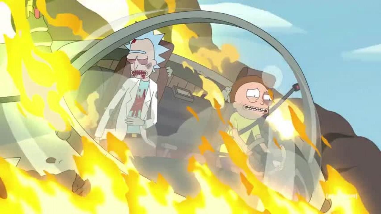 Rick & Morty season 5 finale