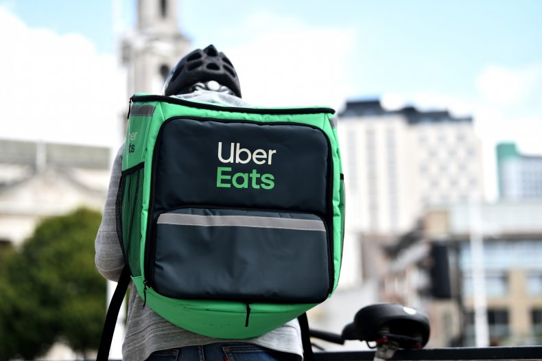 Uber Eats driver stole cat on delivery