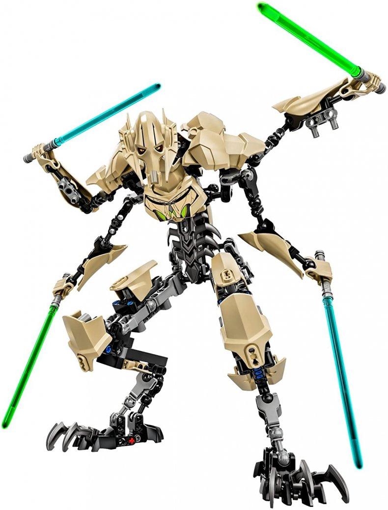 LEGO Star Wars General Grievous kit