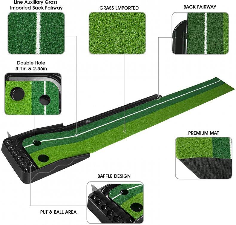 Boswell putting green mat