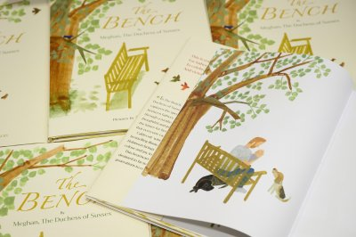 Meghan Markles Childrens Book The Bench