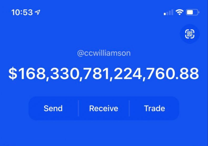 Crypto Trillionaire Chris Williamson