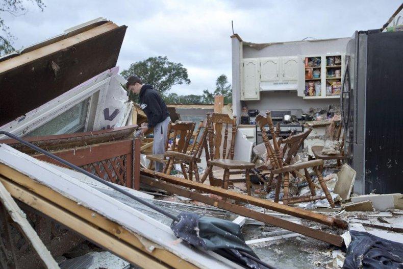 Naperville Tornado