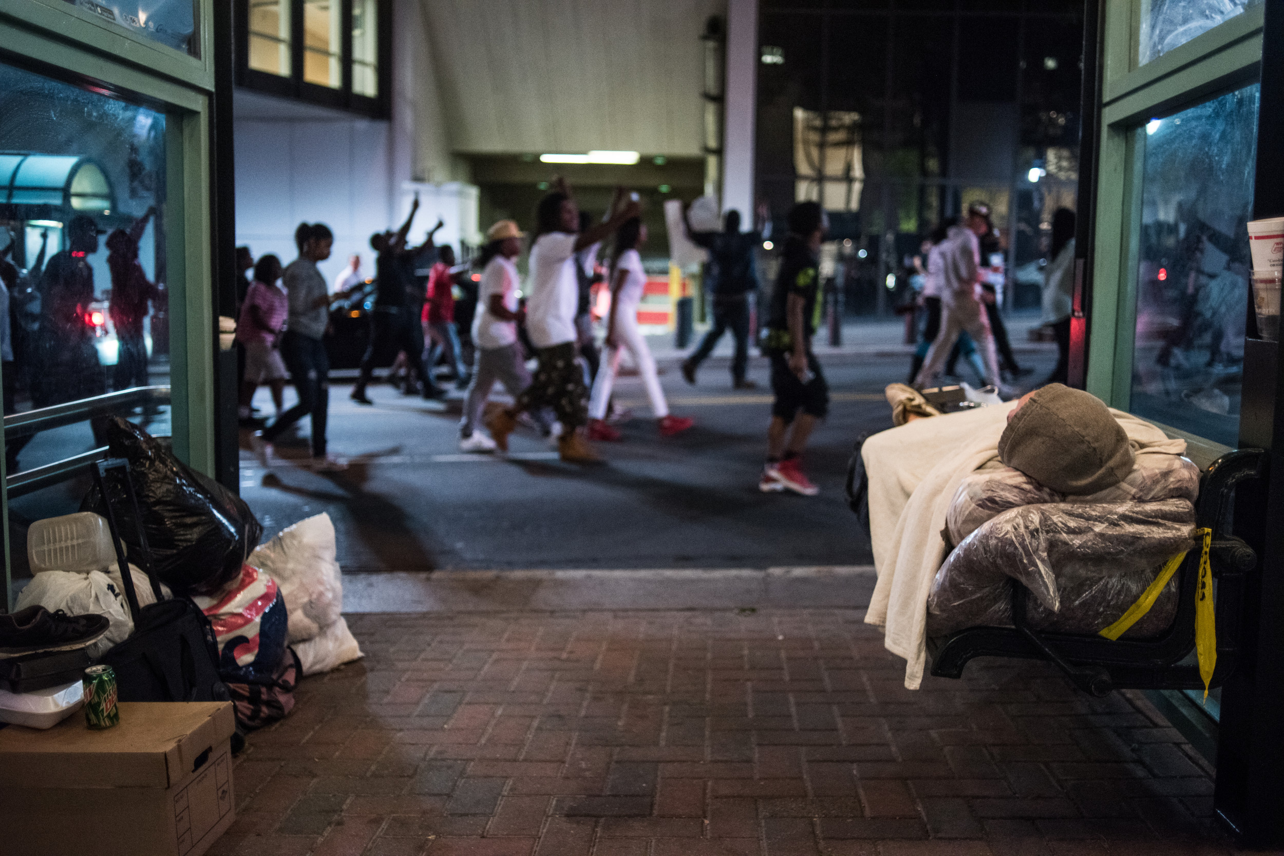 City Councilman Suggests Arrests for Those Who Give Money, Food to Homeless