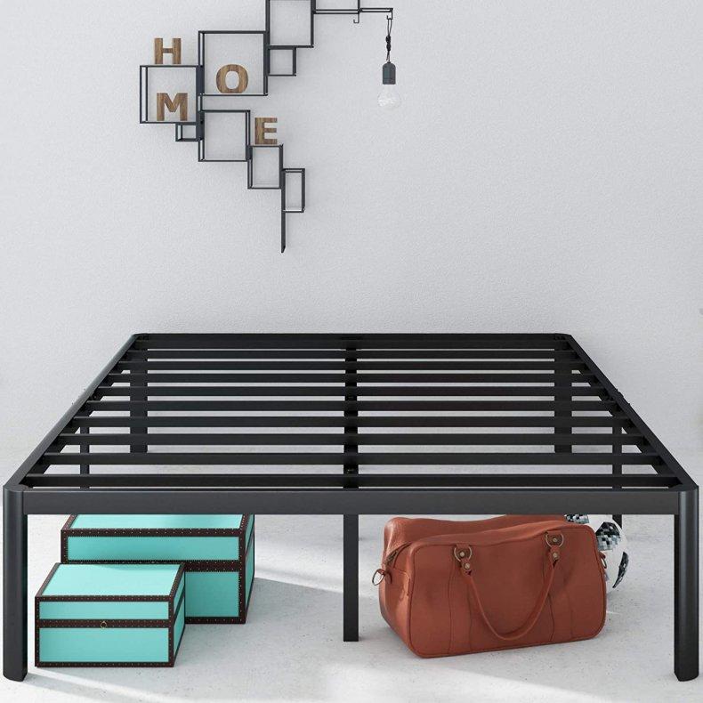 Zinus Van 16 Inch Metal Platform Bed
