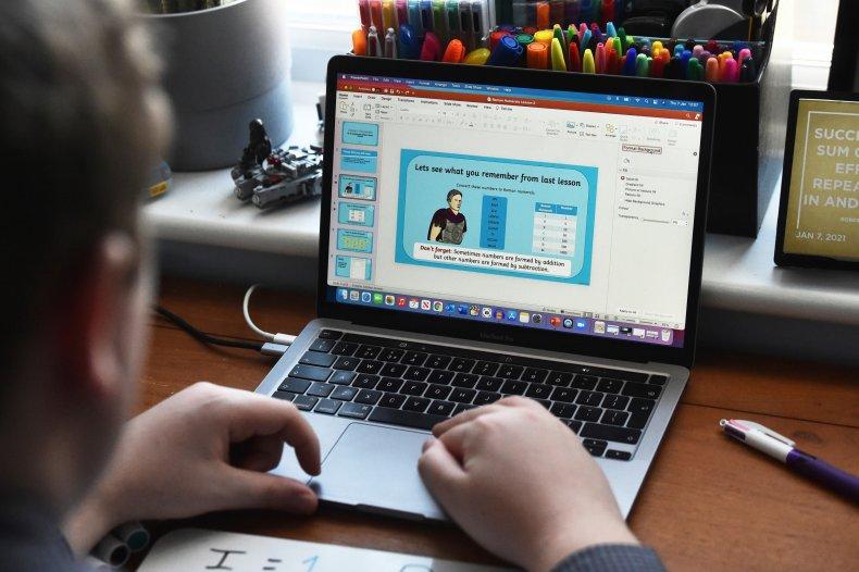 Online Teaching Materials