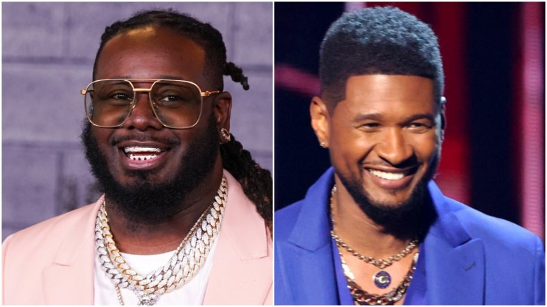 T-Pain says Usher's comments sparked depression