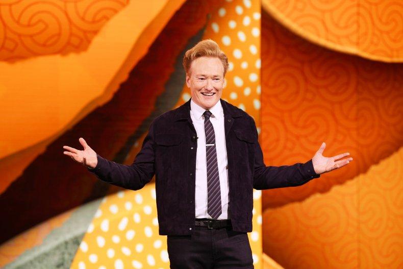 Conan O'Brien at Madison Square Garden