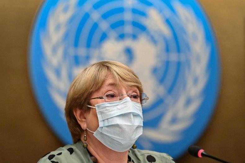 UN Rights Chief Seeks Access To Xinjiang