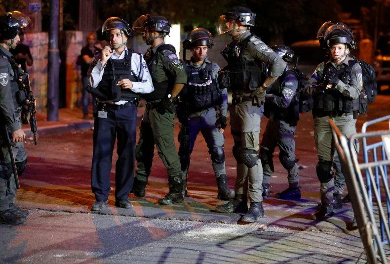Israel Border Guard
