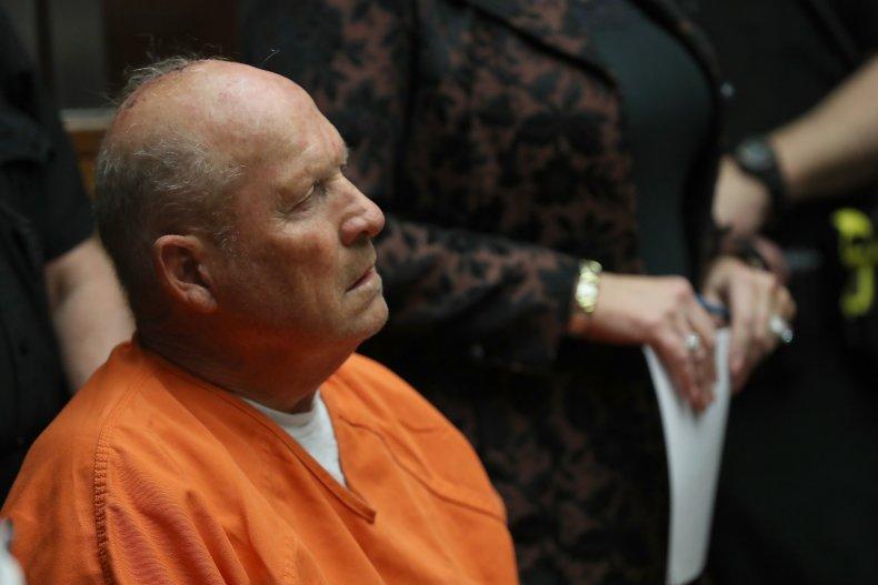 Joseph James DeAngelo Golden State Killer