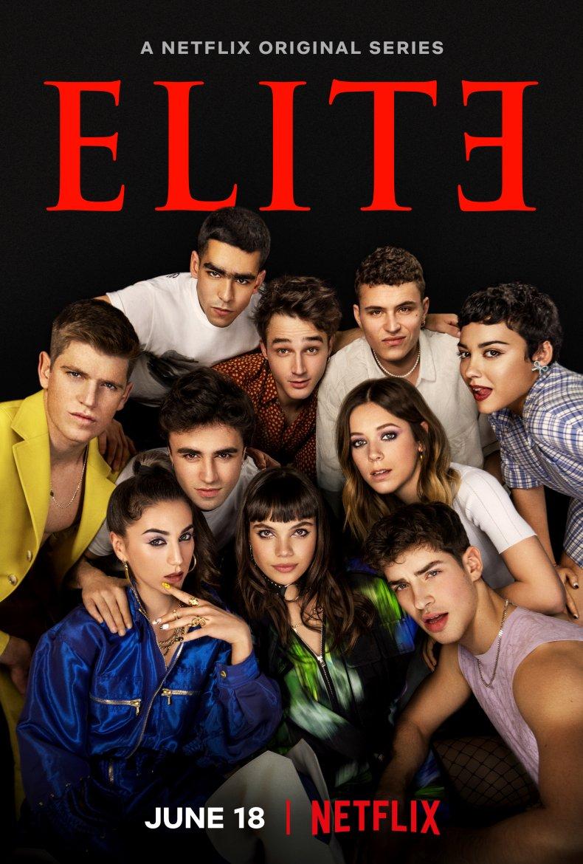 The cast of Elite season 4