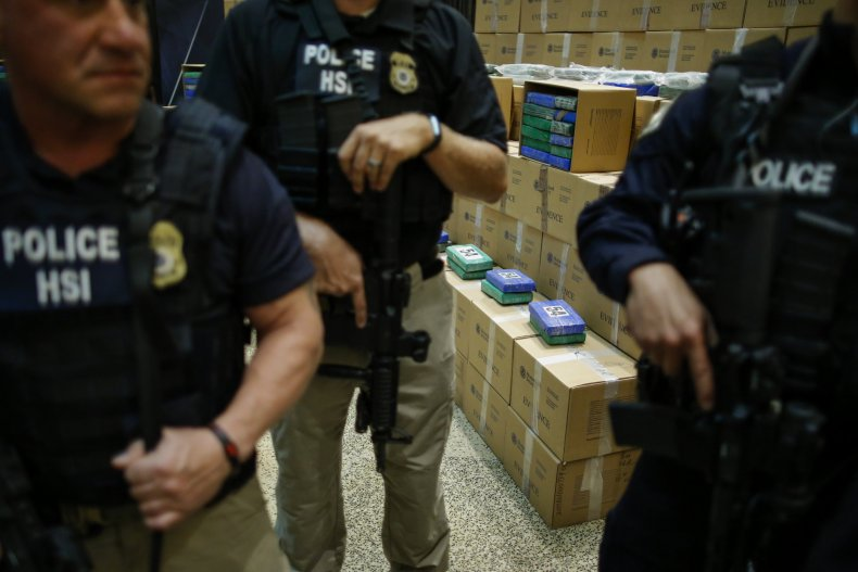 Homeland Security Investigations Officers