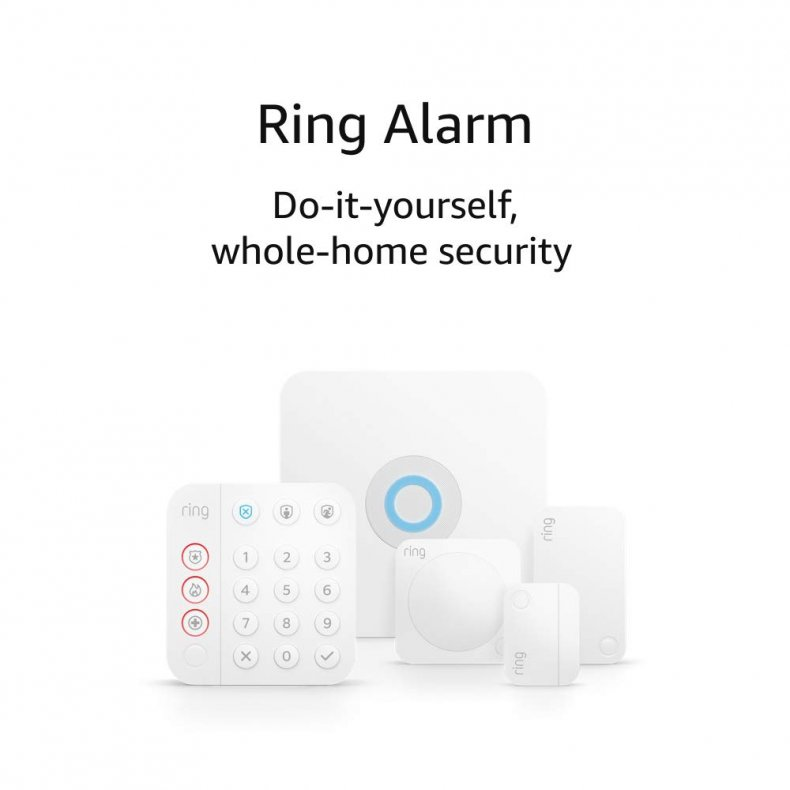 The Ring Alarm Security Set