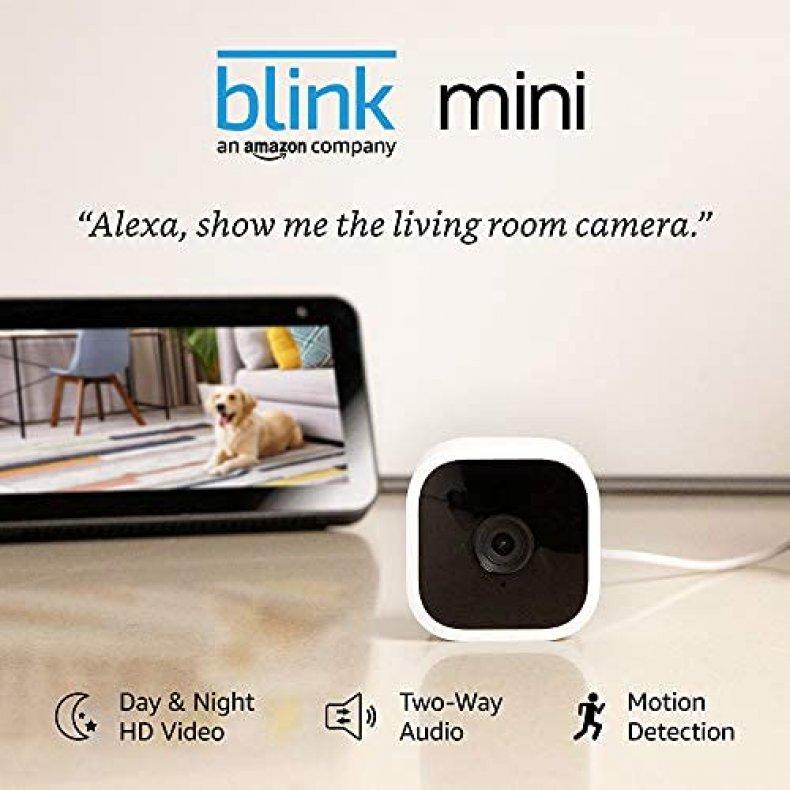 Blink Mini from Amazon