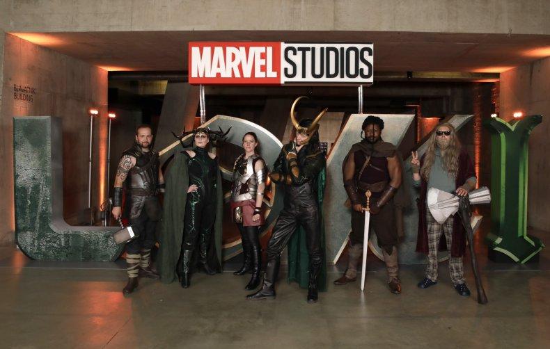 Loki takedown cosplayers RedBubble LordAmalthean copyright Gods