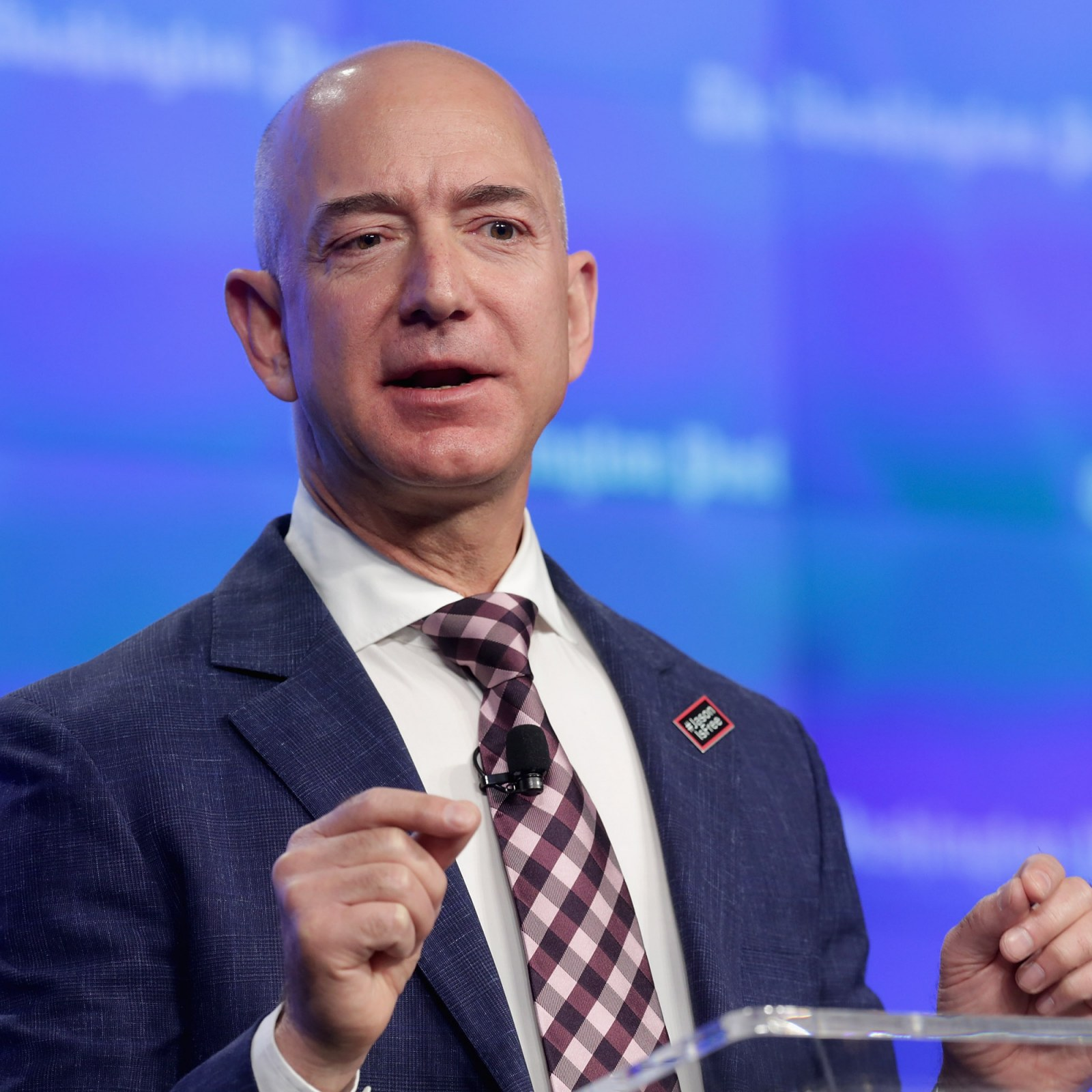 Petitions to Keep Jeff Bezos in Space After Blue Origins Launch Exceed  100,000 Signatures