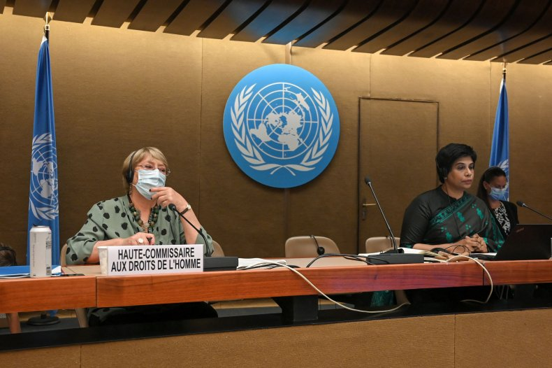 UN Members States Clash At Rights Council