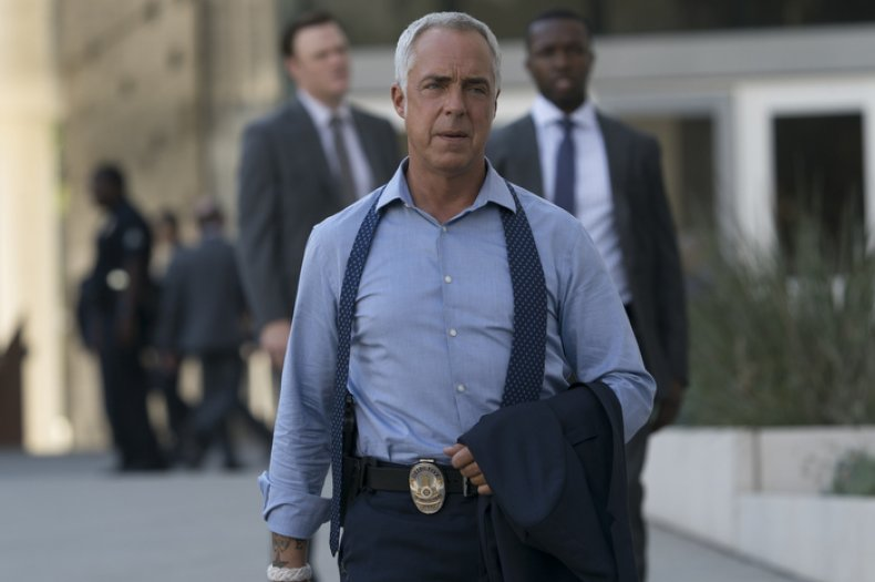 Titus Welliver as Detective Bosch