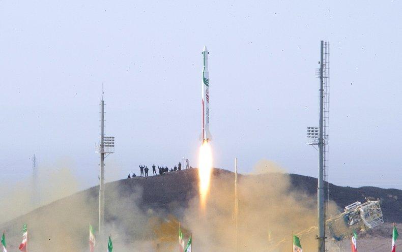 Iran Launch of Pajohesh