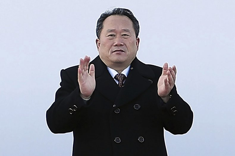 North Korean Ri Son Gwon
