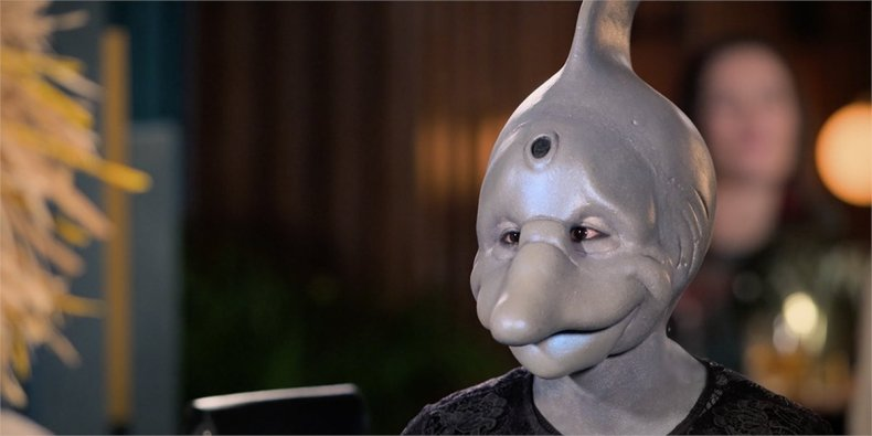 Dolphin contestant on Netflix' Sexy Beasts