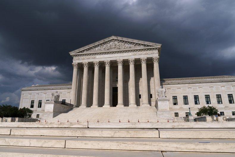 Dark Clouds Above Supreme Court