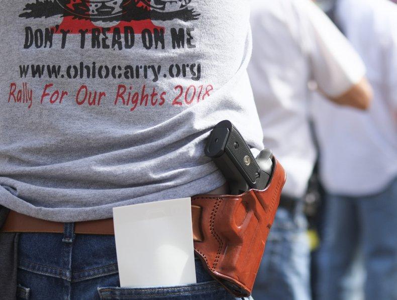 Ohio Supreme Court Teacher Guns Ordinance