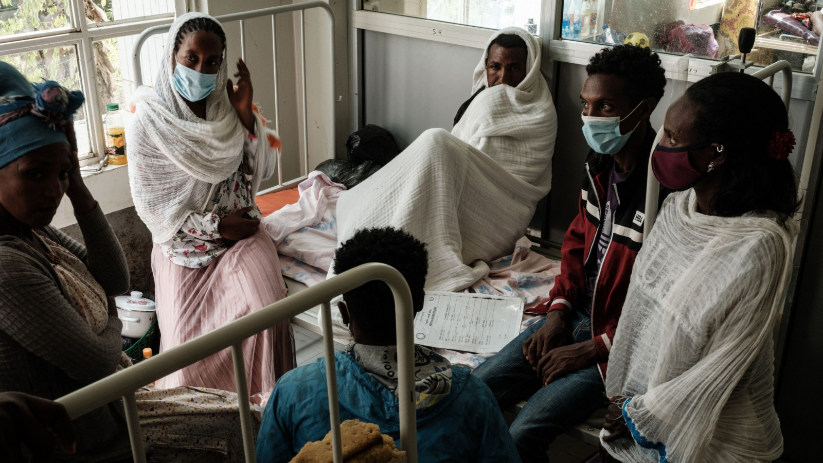 """Over 50 killed, 100 wounded after """"horrific"""" airstrike hits Tigray market"""