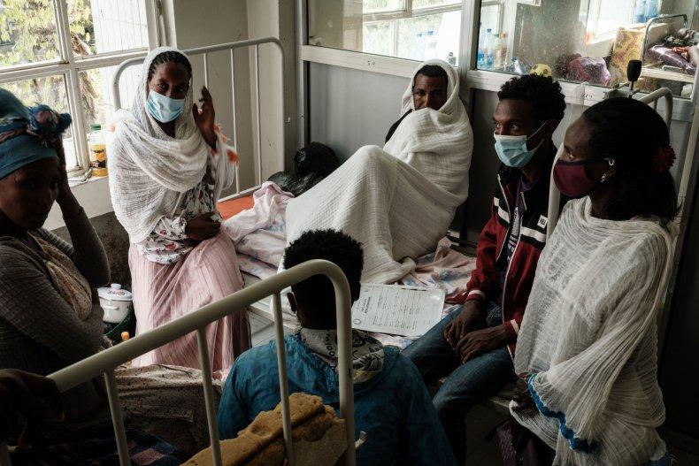 Airstrike Hits Togoga Village
