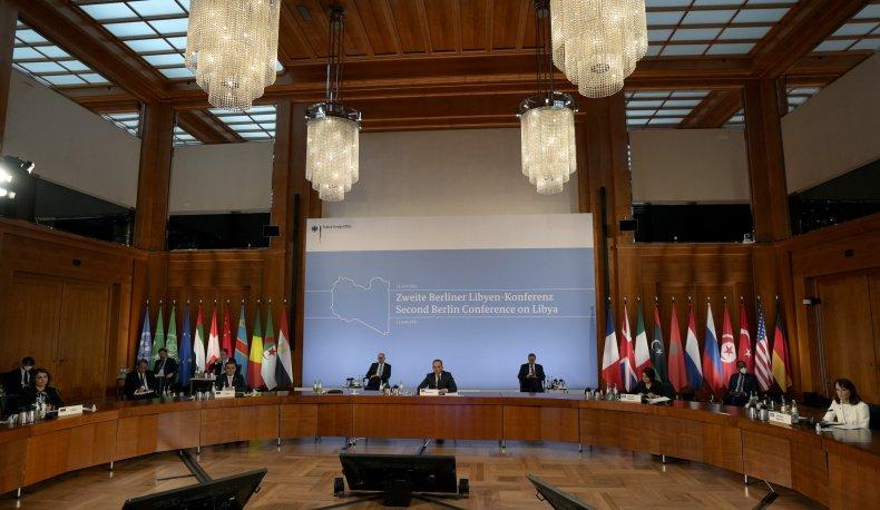 Libya conference