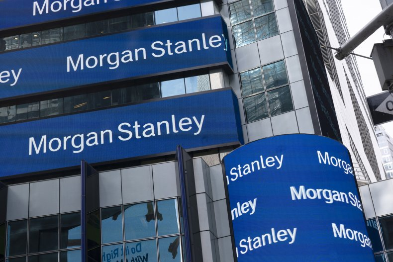 Morgan Stanley Employees Return to Office