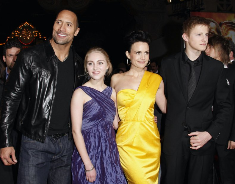 Race to Witch Mountain Premiere