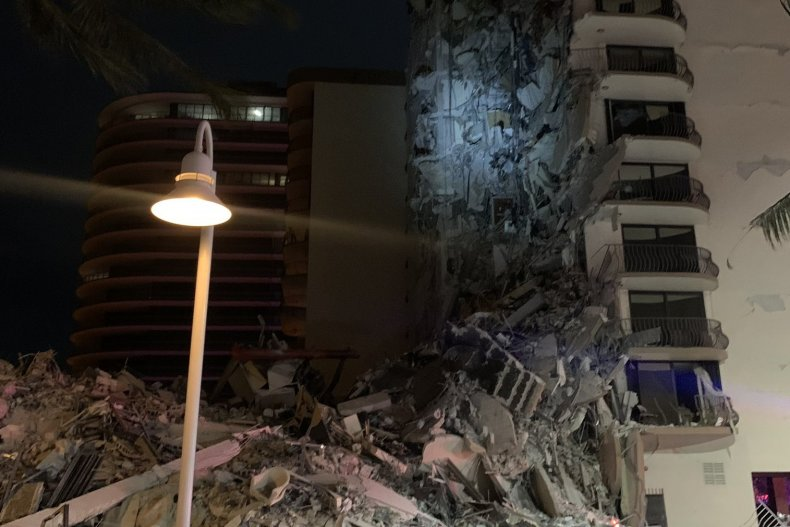 Champlain Towers collapse