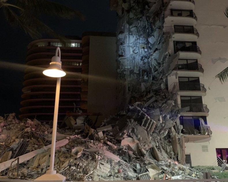 Miami Beach building collapse