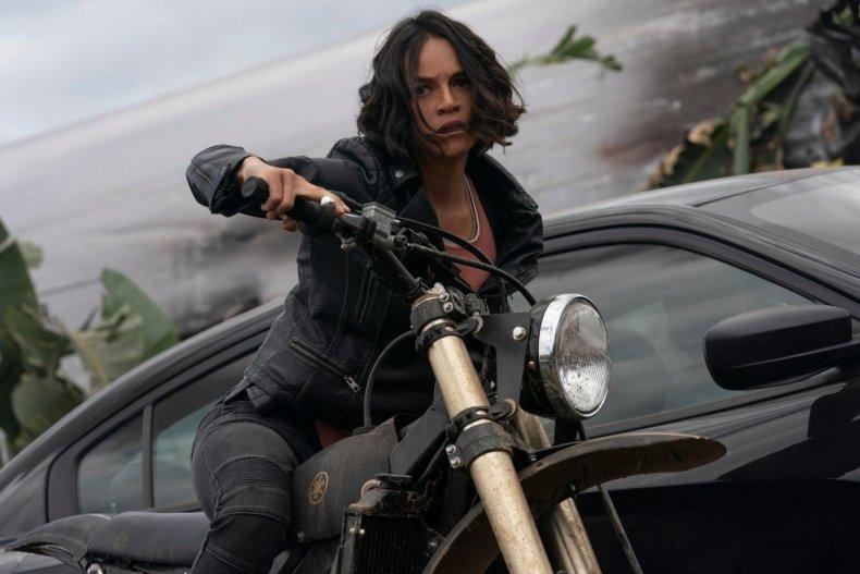 Michelle Rodriguez as Letty Ortiz in F9