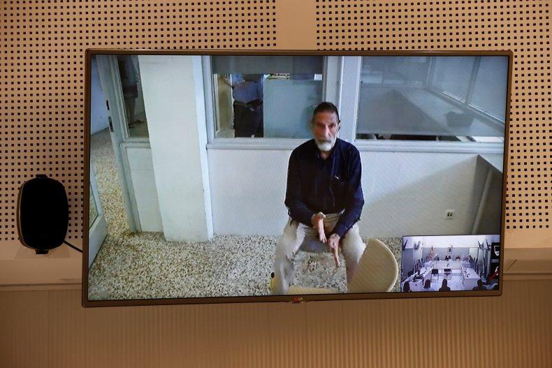 John McAfee in Spanish Prison