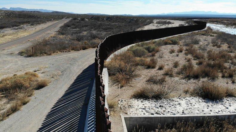 Texas Democrat on Harris Border Visit