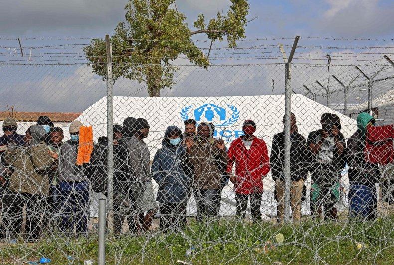 Cyprus Asylum Seekers