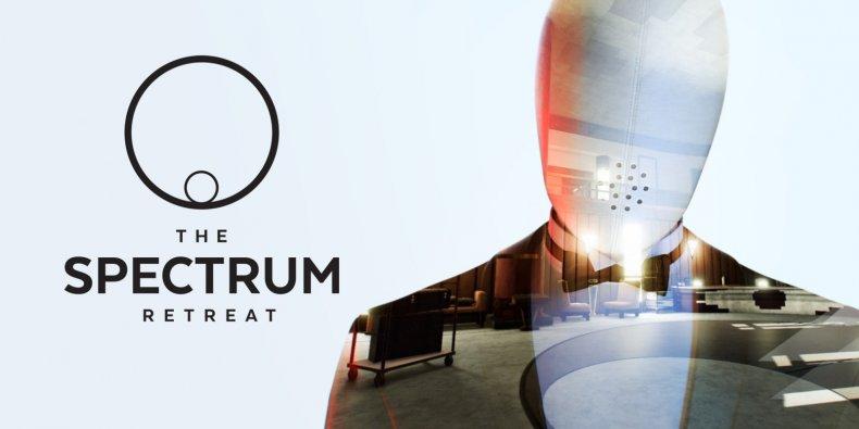 Promotional Artwork for The Spectrum Retreat