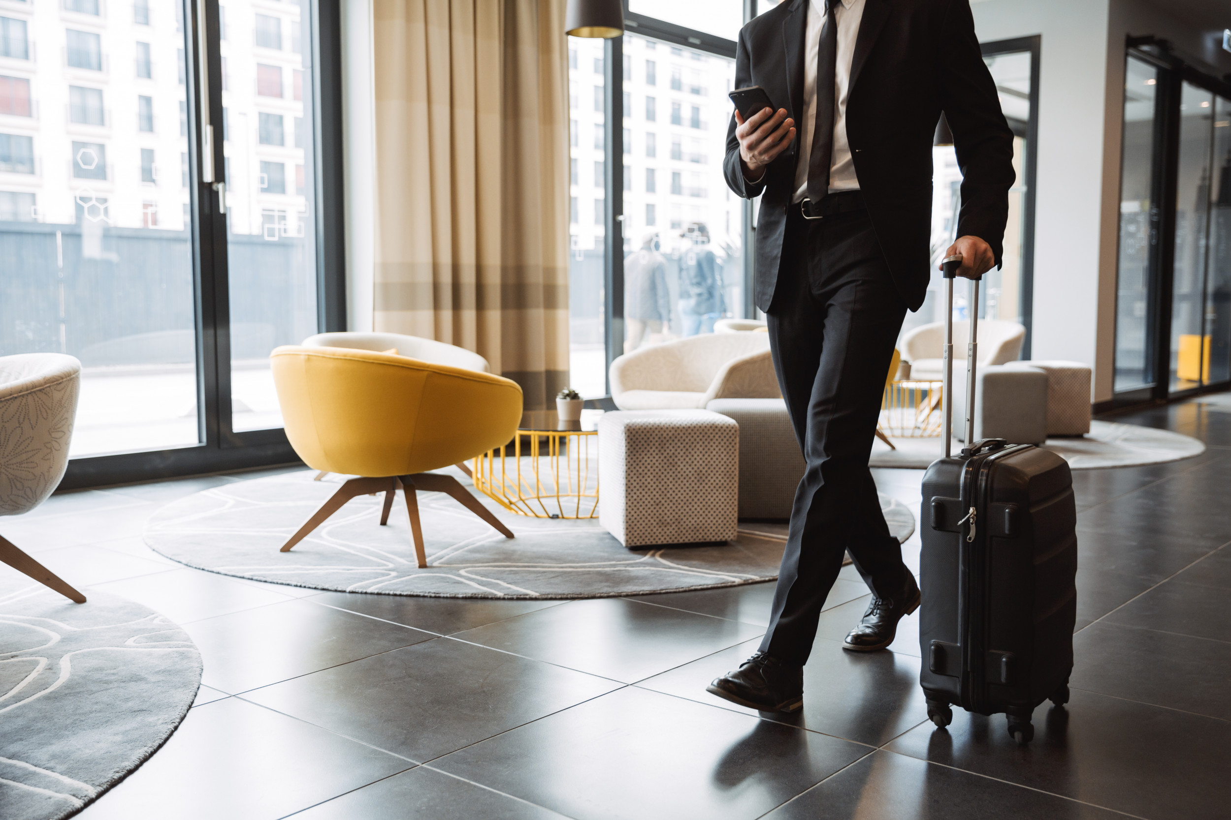 business travel hotel theme